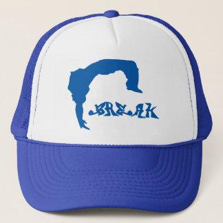 Boné inimigo do chapéu da ruptura