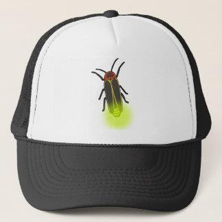 Boné inseto de relâmpago leve