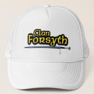 Boné Inspiração do Scottish de Forsyth do clã