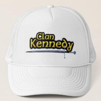 Boné Inspiração do Scottish de Kennedy do clã
