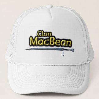 Boné Inspiração do Scottish de MacBean do clã