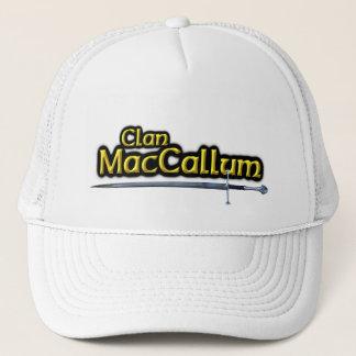 Boné Inspiração do Scottish de MacCallum do clã