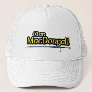 Boné Inspiração do Scottish de MacDougall do clã