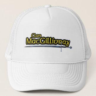 Boné Inspiração do Scottish de MacGillivray do clã