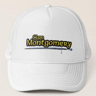Boné Inspiração do Scottish de Montgomery do clã