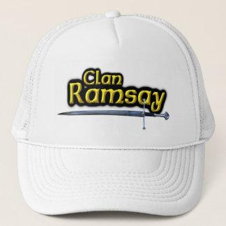 Boné Inspiração do Scottish de Ramsay do clã