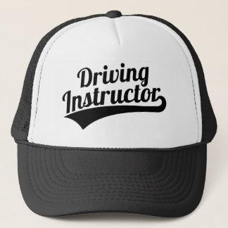 Boné Instrutor de condução
