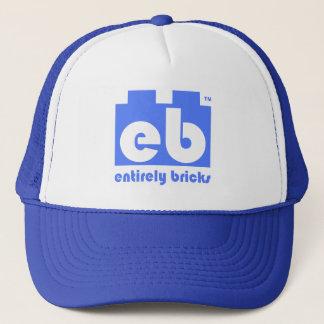 Boné Inteiramente chapéu do camionista dos tijolos