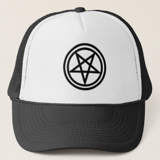 Boné invertedpentagram, w