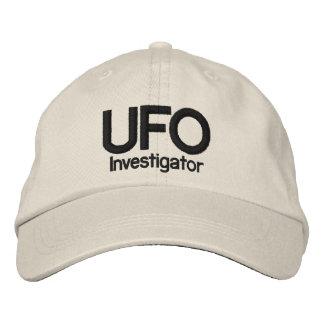 Boné Investigador do UFO