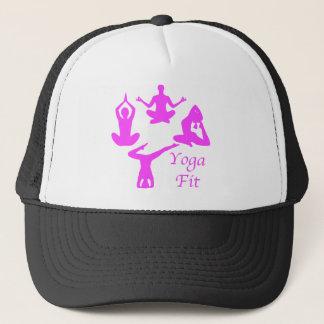 Boné Ioga YogaFit