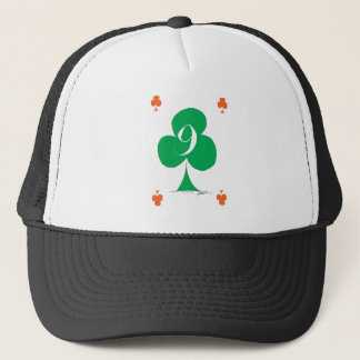 Boné Irlandês afortunado 9 dos clubes, fernandes tony