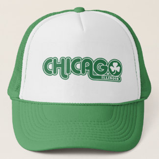 Boné Irlandês de Chicago