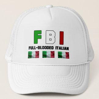 Boné italiano completo de Blooded