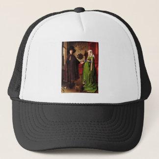 Boné Jan van Eyck Protrait de Giovannit Arnofini &