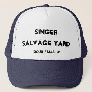 Boné Jarda do salvamento do cantor