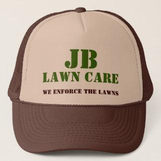 Boné JB, CUIDADO do GRAMADO, nós reforçamos os gramados