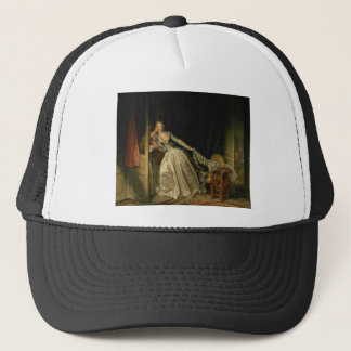 Boné Jean-Honore Fragonard - o beijo roubado - belas