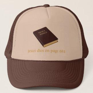 Boné Jesus morre na página 681