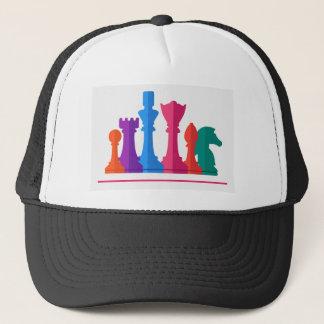 Boné Jogo de xadrez