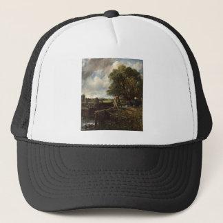 Boné John Constable - o fechamento - paisagem do campo
