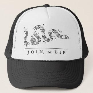 Boné Junte-se, ou morra-se