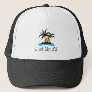 Boné JustMauidTropical apenas Maui'd