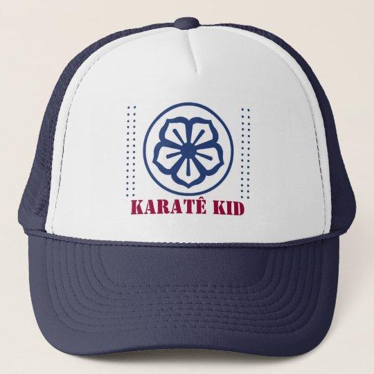 Boné Karatê Kid (Miyagi Dojo)