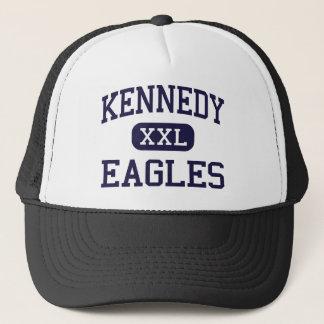 Boné Kennedy - Eagles - altos - Waterbury Connecticut