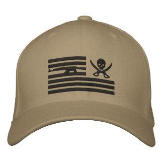 Boné Khaki do operador do pirata da liberdade