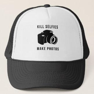Boné Kill selfies