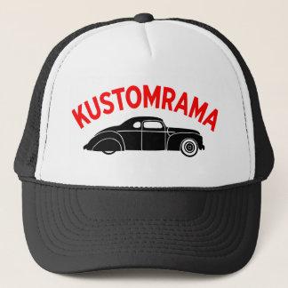 Boné Kustomrama desbastou e canalizou '39