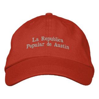 Boné La Republica Popular de Austin CHAPÉU