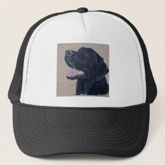 Boné Labrador preto