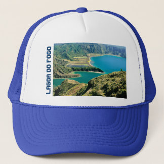 Boné Lagoa faz Fogo - Açores
