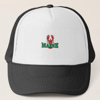 Boné lagosta verde de Maine