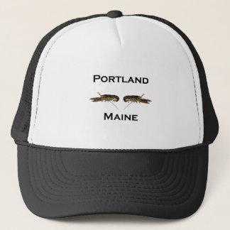 Boné Lagostas de Portland Maine