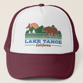Boné Lake Tahoe Califórnia