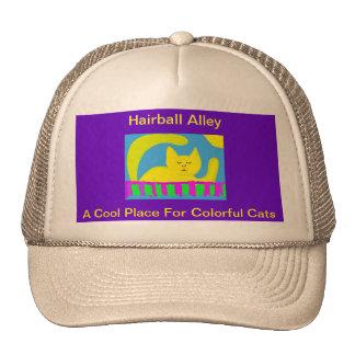 Boné legal do beco do Hairball