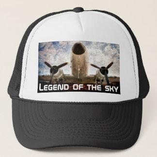Boné Legenda do céu customizável