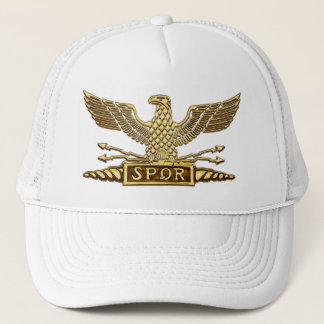Boné Legião romana de Eagle do ouro
