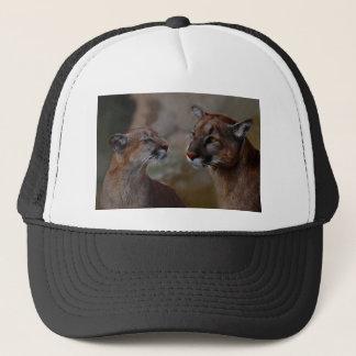 Boné Leões de montanha no amor