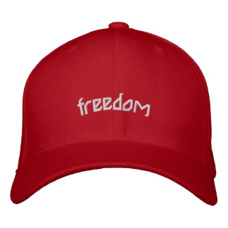 Boné liberdade