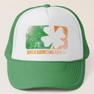 Boné Liga irlandesa do bebendo
