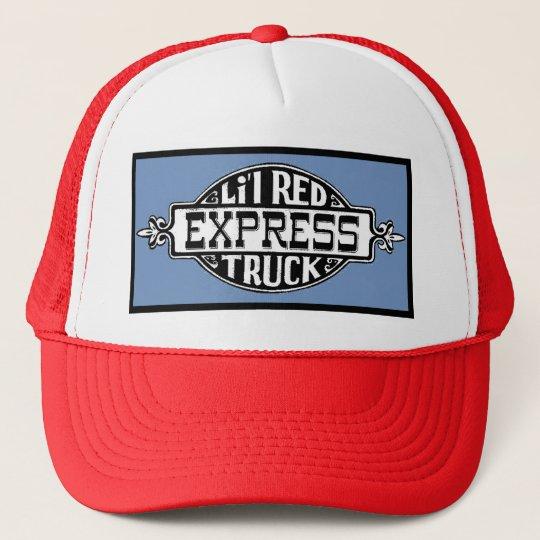 Boné Lil Red Truck