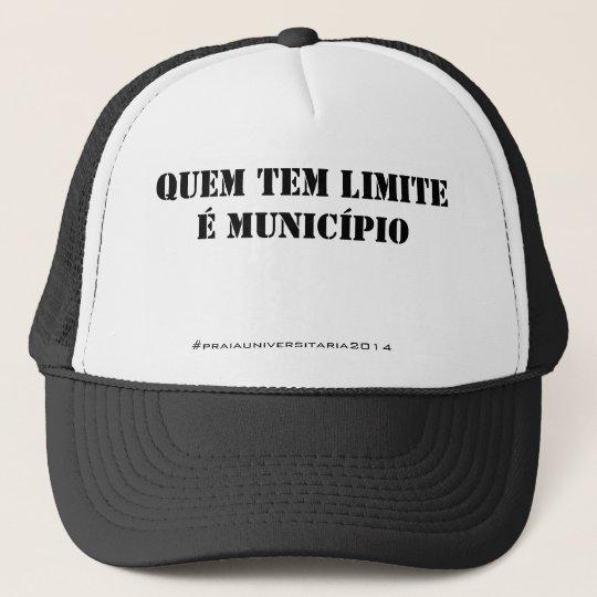 Boné Limite Município