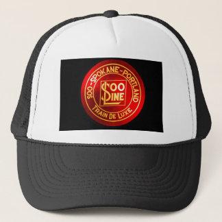 Boné Linha chapéu de Soo do sinal da estrada de ferro
