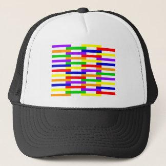 Boné linha design da Multi-cor