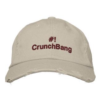Boné Linux - #! CrunchBang