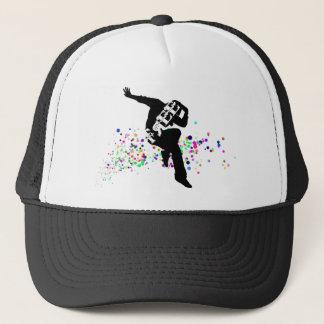Boné Livre para dançar o chapéu do tucker